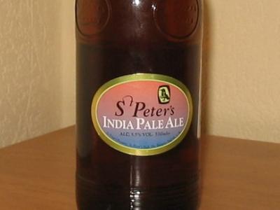 IPA от Святого Петра (St.Peter`s India Pale Ale)