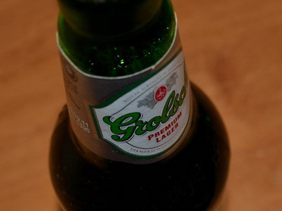 Grolsch Premium Lager (лицензия)