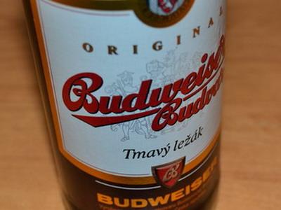 Темная лошадка (Budweiser Budvar Tmavy Lezak)