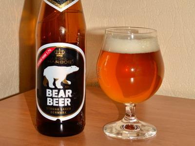 Мишка косолапый (Bear Beer)