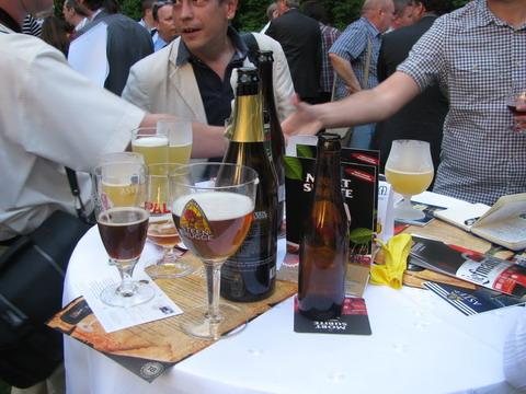 Первый Московский Фестиваль Бельгийского Пива