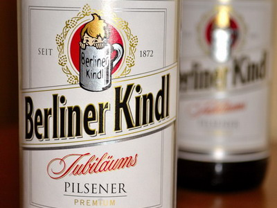 Дитя Берлина (Berliner Kindl Jubilaums Pilsener)