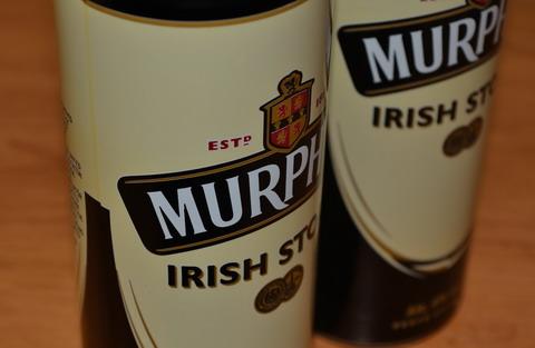 Murphy`s Irish Stout