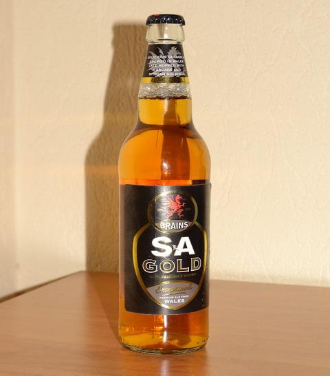 Brains SA Gold