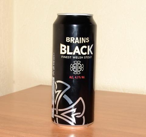 Brains Black