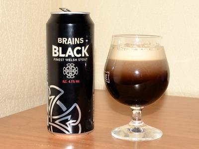 Пиво Brains