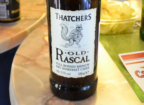 Thatchers Old Rascal