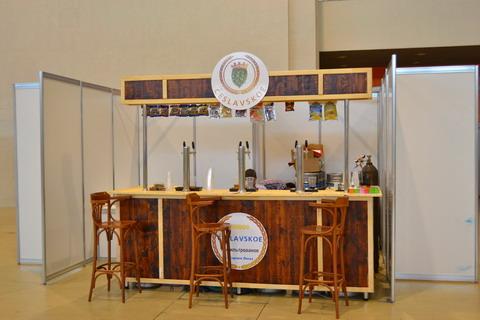 Фестиваль пива национальных напитков «Братина»
