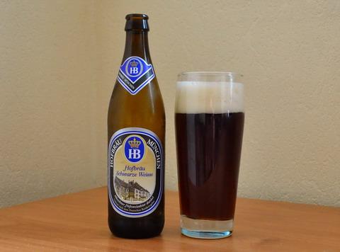 Hofbrau Schwarze Weisse