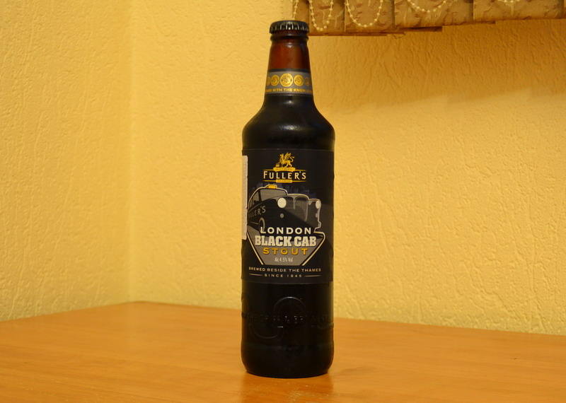 Fuller`s London Black Cab Stout