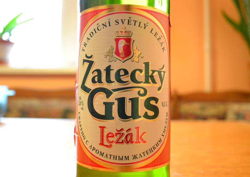 Zatecky Gus Lezak