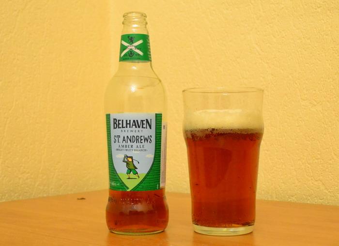 Belhaven St. Andrews Amber Ale