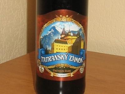 Замок из песка (Tatransky Zamek Premium Dark)