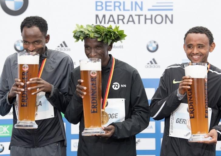 Германия привезла на Олимпиаду 3,5 тысячи литров безалкогольного пива