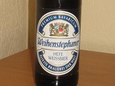 Premium Bavaricum (Weihenstephaner Hefeweissbier)