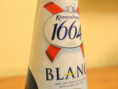 Урок химии (Kronenbourg 1664 Blanc)