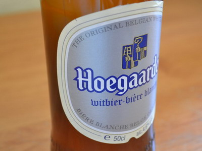 Федот, да не тот! (Hoegaarden Witbier)