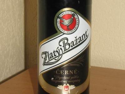 Zlaty Bazant Cerne