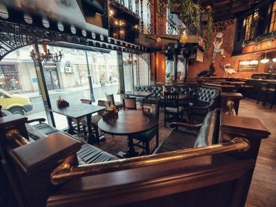 На Мясницкой открылся Lion`s Head Pub