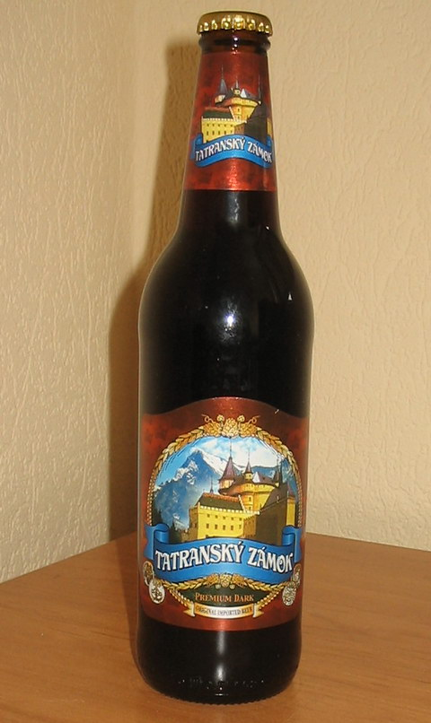 Tatransky Zamok Premium Dark