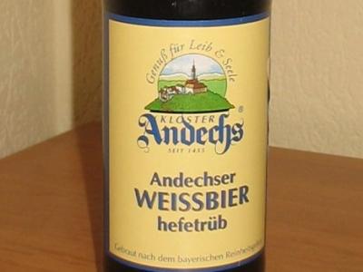 Спокойствие, только спокойствие (Andechser Weissbier)