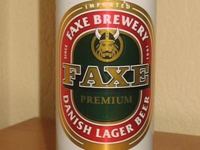 Примите факс (Faxe Premium)