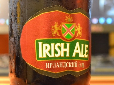Бочкари Irish Ale