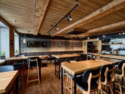 Too Much — новый проект от владельцев Brasserie Lambic