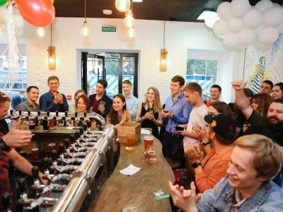 Новый крафтовый бар BeerMood