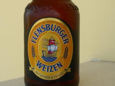 Не всё то золото, что блестит (Flensburger Weizen)