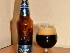 Пиво «Балтика №6 Портер» получило награду World Beer Awards 2011