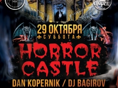 Tap&Barrel Pub: Horror Castle
