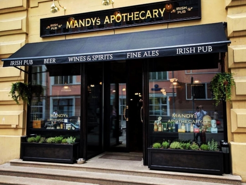 Mandy`s Apothecary Irish Pub