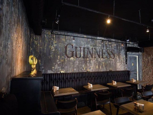 Guinness Steak Pub