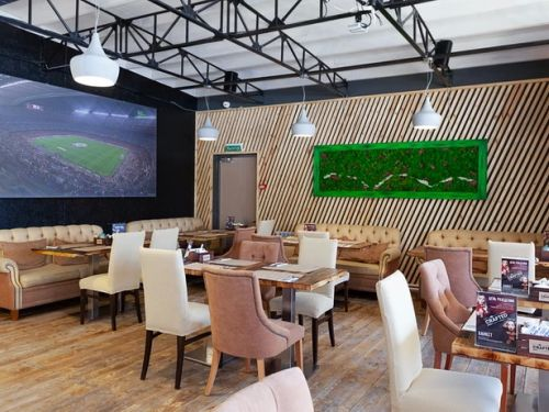 Crafted Grill Bar Park / Крафтед Бар Парк